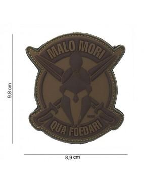Patch - Malo Mori - Brown