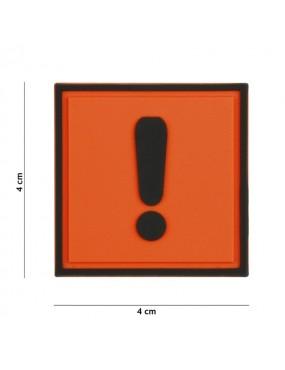 Patch - Caution - Orange