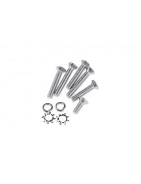 Set Steel Screws - Gearbox...