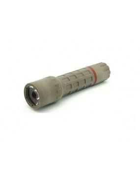 F2 CREE Q4 LED Flashlight -...