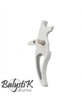 CNC CURVED Trigger - Silver...
