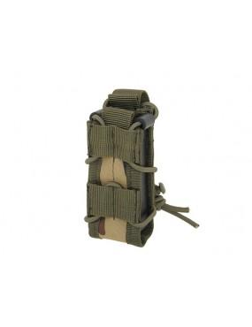 Versatile Pistol Mag Pouch - Woodland [8Fields]